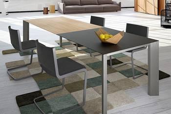 tische und auszugtische von diversen markenlieferanten finden sie in der grossen ausstellung bei. Black Bedroom Furniture Sets. Home Design Ideas