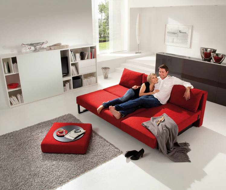franz fertig party bettsofas m bel schaller einrichtungshaus geuensee. Black Bedroom Furniture Sets. Home Design Ideas