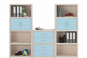 Lifetime Kidsrooms Regalsystem