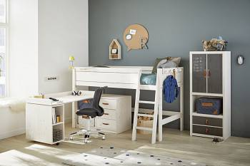 Lifetime Kidsrooms Study Bed