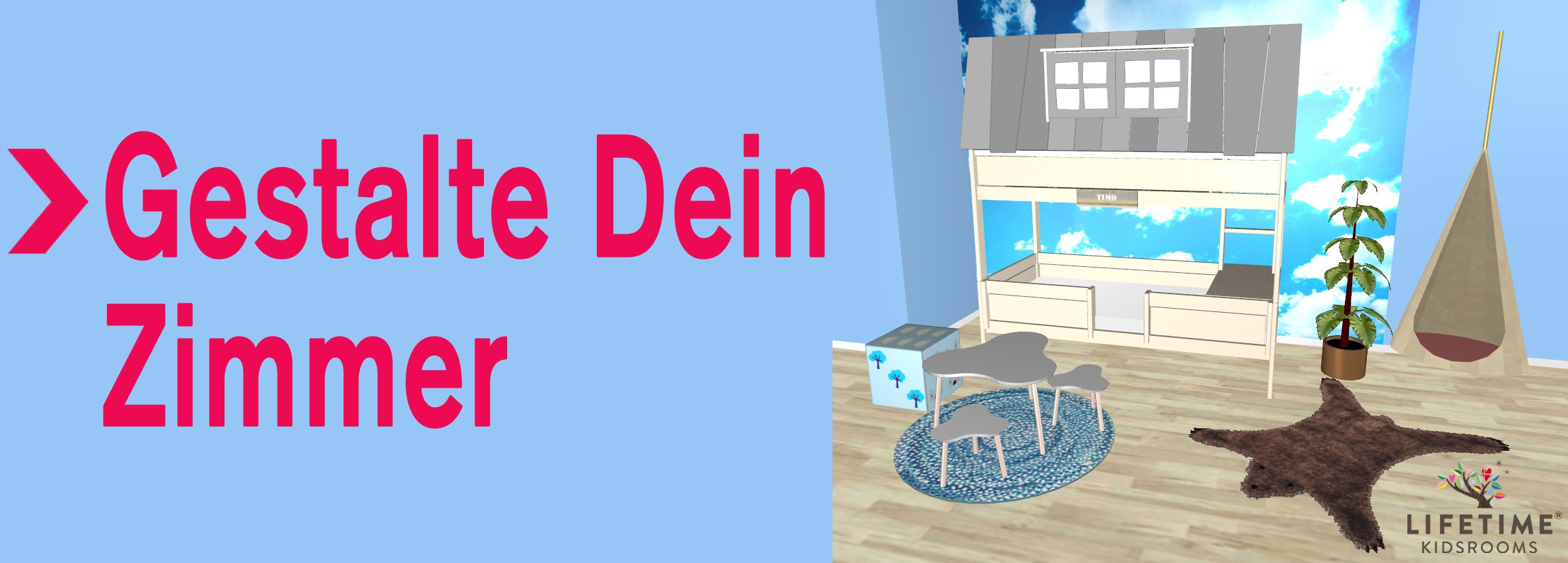 Lifetime Kindermöbel lifetime kidsrooms sortiment bei möbel schaller in der ausstellung