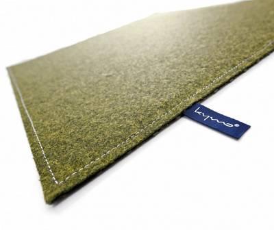 hochflor shaggy teppich design ideen dunkelblau kymo
